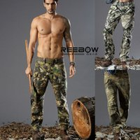 alpine games - Men s Military Snake Camouflage Tactical Pants New Alpine Meadow Grain Printing Trousers for Outdoor Army Hunting CS Game