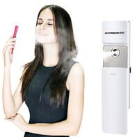 Wholesale KINGDOM KD777 Nano Sprayer Moisture replenishment Face humidifier mini Steam face device cosmetic instrument portable spray