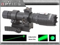 Wholesale TAC Vector Optics Magnus Green Laser Designator Flashlight Torch Sight with Scope Ring QD Weaver Mount Remote Switch Battery for Hunting