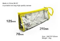 Wholesale pc PVC and canvas tool bag for tools storage X70X125mm