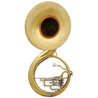 bb sousaphone - Afanti Music High grade Sousaphone ASH