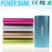 Cheap 5600mAh Metal Power Bank USB External Portable Backup protable charger Powerbank Battery for iPhone mobile Phone Universal Charger