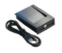 Wholesale Free ship by DHL RFID reader USB desk top card dispenser USB EM card reader Read digit WG26 format output sn min