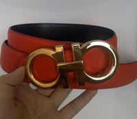 Wholesale 2016 Mens Belts Luxury High Quality Designer Belt For Men And Women Genuine Leather Belt Gold Silver Buckle