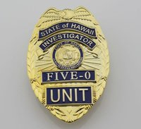 art heaven - The United States of Hawaii Hawaii Five heaven law enforcement Badge