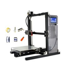 assembly with upgraded - Upgraded Prusa I3 D printer Reprap ET i3 Open Source D Kit with LCD display High Accuracy CNC Self Assembly Best Quality on DHGATE