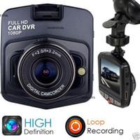 Wholesale HD P Car DVR Camera Dash Cam Video Recorder Black Night Vision G sensor Car Camcorder