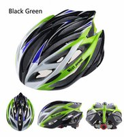Wholesale Bike Multi Sport Helmets Cycling BMX Mountain Cycle Trinity Bicycle PVC Air Vents Bicicleta Helmet Visor with Lining Pad Kask