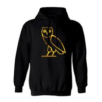 america pullover - Drake Ovo Owl Ovoxo Rap The Weeknd HIPHOP Hoodie Hoodies Sweater street style Europe and America