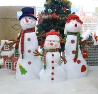 big layout - Christmas decorations and Christmas Snowman old family of three Christmas ornaments layout big snowman