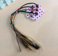 Wholesale 6Pcs cm Beauty Children S Curly Hair Rope DIY Fashion