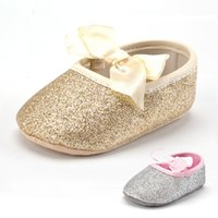 Wholesale Baby Toddler shoes indoor soft bottom baby Non slip prewalker shoes