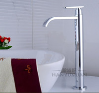 bathroom basin height - cm height deck mounted stainless steel single cold water waterfall bathroom basin faucet tap