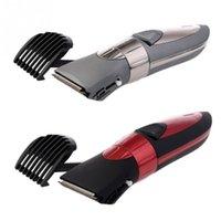 Wholesale Washable Electric Rechargeable Men s Shaver Beard Hair Clipper Trimmer Set QJ