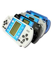Wholesale Tetris Game Console New Arrivel Classical Game Players Handled Kids High Quality Children Educational Christmas Gift DHL Free Classic Tetris