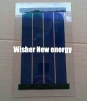 amorphous silicon - 1W flexible solar panel amorphous silicon can foldable very slim solar panel V MA for Diy phone charger outdoor