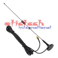 Wholesale 100pcs Magnetic Vehicle mounted Antenna J0236A for TK BF UV5R s HYT BAOFENG PUXING
