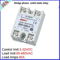 Wholesale cheap cost control VDC single phase A ssr relay SSR DA H