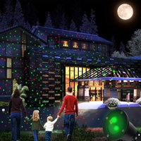 Wholesale Top IP65 Waterproof Elf Christmas Lights Red Green Moving Twinkle Outdoor Christmas Laser Lights Projector Decorations For Home