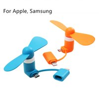android usb gadget - the new gadget portable mini fan ForiPhone s plus fans mini usb interface usb for samsung android mobile phone