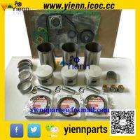 Wholesale Yanmar T84 T84HLE engine overhual rebuild kit piston ring main conrod bearing gasket set for YB30 YB281 excavator part T84HTLBS repair