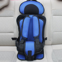 Wholesale High Quality Kids Car Safety Seat Infant Mesh Seat Cushion Adjustable Belt Chair Carrier Comfortable Portable Children Car Seat VT0281