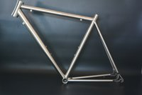 best price bike gear - Supply best price for gr9 Ti3al2 v C titanium road bike frame for from China good supplier