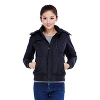Wholesale Xtep Winter Running Jacket for Women Thermal Outdoor Sportswear Female Windproof Jackets and Warm Coats Clothes