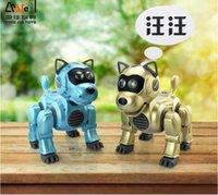 Wholesale 2016 New Arrival Smart Toy Dog intelligent machine dog remote control robot dog toy President of Brazil Michel Temer s dog