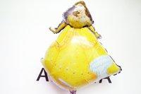 belle party supplies - 10pc cm mylar balloons cartoon girl belle princess balloon birthday party supplies helium globos balloons
