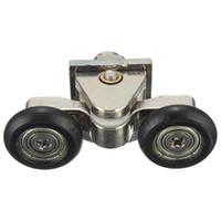 Wholesale Hot Sale Metal Shower Door Rollers Runners or mm Nylon Wheels Swing kg
