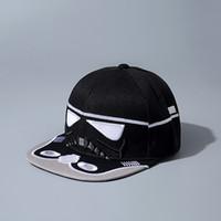 baseball novelties - Star Wars Snapback Baseball Caps Darth Vader Stormtrooper Black Cotton Ball Cap Hats Christmas Gift Short Caps