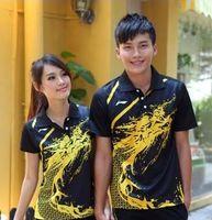 badminton clothes - New arrival Li Ning badminton table tennis men s clothes short sleeve T shirt