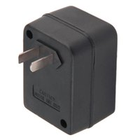 best travel adapter converter - Hot Sale Best Promotion W US AC Power V to V Voltage Converter Adapter Travel Transformer