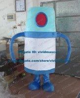 beautiful nursing - Beautiful Blue Feeder Feeding Bottle Nursing Bottle Baby Bottle Mascot Costume Cartoon Character Mascotte Adult ZZ212 Free Ship