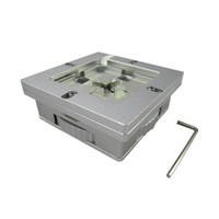 auto stencils - 2016 LY RD980 New auto align bga reball jig only wheel control one frame compatible for mm mm stencils