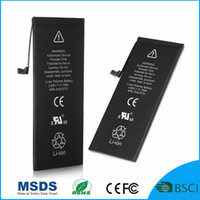 Wholesale Newest Genuine Replacement Battery V mAh Brand New Inner built in Li ion Battery for Apple iPhone s Batterie Batterij Bateria