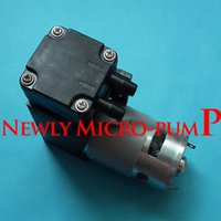 air suction pump - micro pump DC DC12V small vacuum suction pump suction pump piston L