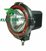 Wholesale 4 INCH HID Driving Light HID Offroad Spot Flood Beam Light for SUV Jeep Truck ATV HID XENON Fog Lights HID work light KF K5001
