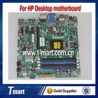 Wholesale 100 working For HP MS mainboard P N DDR3 fully tested