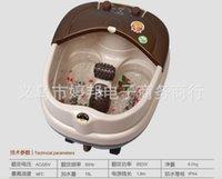 Wholesale Pulitzer upgrade foot bath foot bath foot massage roller automatic foot bath foot basin