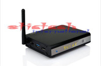 Wholesale 10 pieces Egreat R6S Pro Plus Media Player D Wifi Network H Blu ray FHD p Video E SATA USB Media Player
