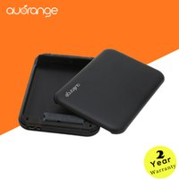 Wholesale HDD Case auorange Hot Selling SATA to USB inch External Hard Drive Case HDD Enclosure support TB Storage