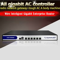 Wholesale strong power X86 dual core router with gigabit lan support G ipsec vpn ssl vpn load balancing Qos with monitor port vpn firewall router