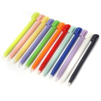 Compra Lápiz óptico para ndsl-Pluma plástica de la pantalla táctil de la aguja 4PCS para Nintendo DS Lite NDSL colorida