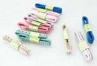 Wholesale Tape Measures Measuring Gauging Tools Tape Measure Length Cm Inch Soft Ruler Sewing Tailor Measuring PVC Kids Cloth Ruler Free Ship DHL