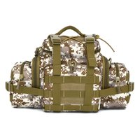 Wholesale New Design magic waist bag tactical military P large waist bag multi fuction L capacity D Ox ford waterproof material colors