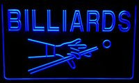 bar billiards table - LS193 b Billiards Pool Room Table Bar Pub Light Sign