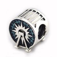 adventure holidays - California Adventure Mickeys Fun Wheel Charm Sterling Silver Bead Fit Pandora Fashion Jewelry DIY Charm Brand