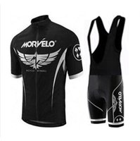 Wholesale 2016 Morvelo Tour France Cycling Jersey short sleeves Jersey Bicycle Breathable Racing Bicycle Clothing Quick Dry Lycra outdoor sportswear
